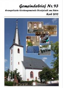 Gemeindebrief 93