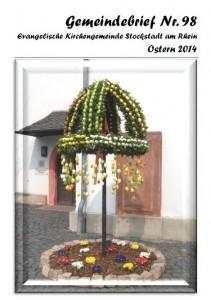 Gemeindebrief 98