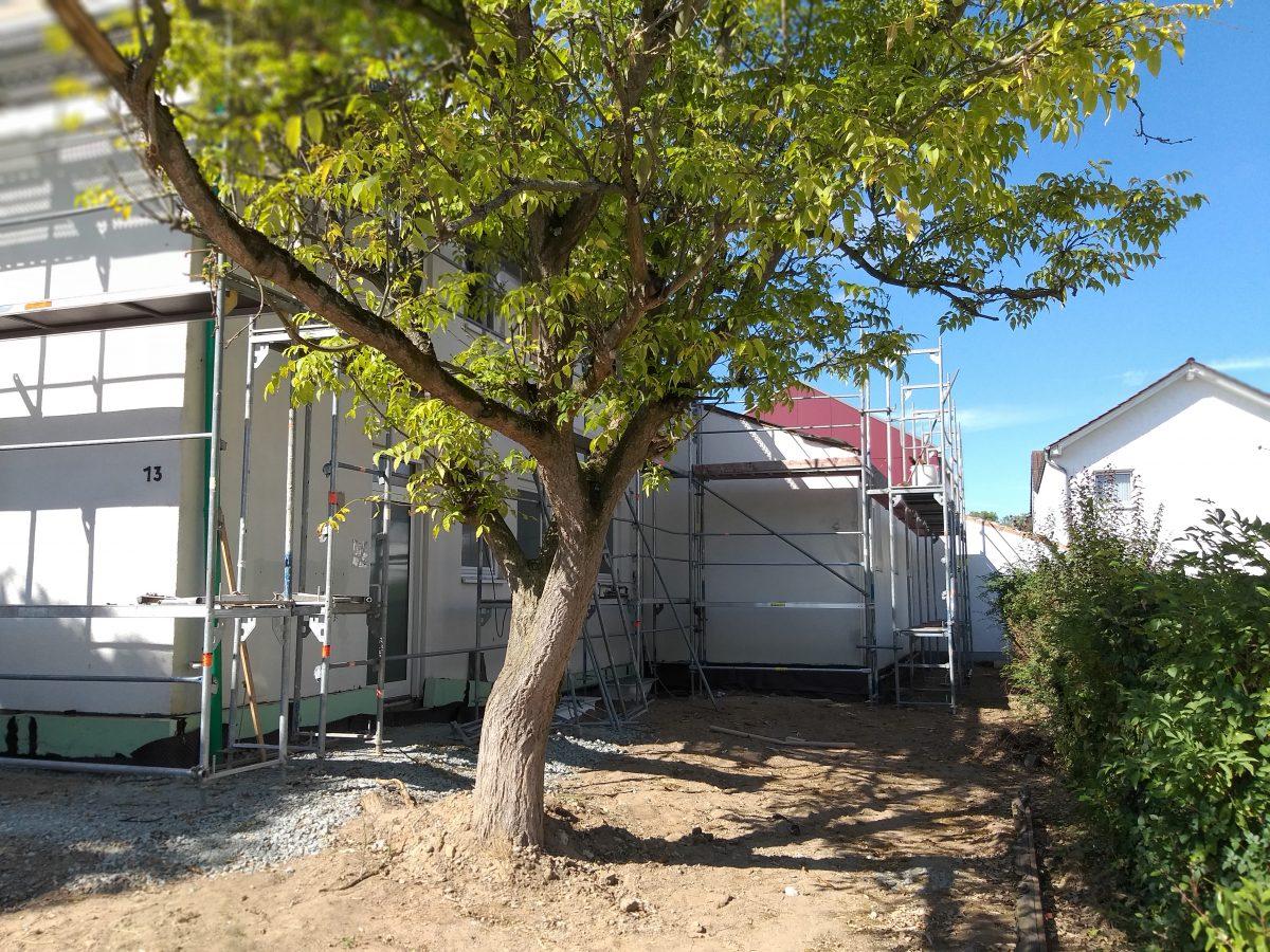 Sanierung Gemeindehaus – es geht voran! (Stand September 2018)