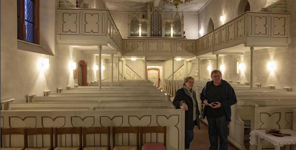 """Stockstadt: Ein Gotteshaus in Weiß – """"Ried-Echo"""" vom 14.2.2019"""