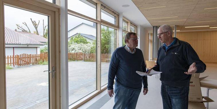 """Alles neu im Gemeindehaus – Bericht im """"Ried-Echo"""" vom 8.5.2019"""