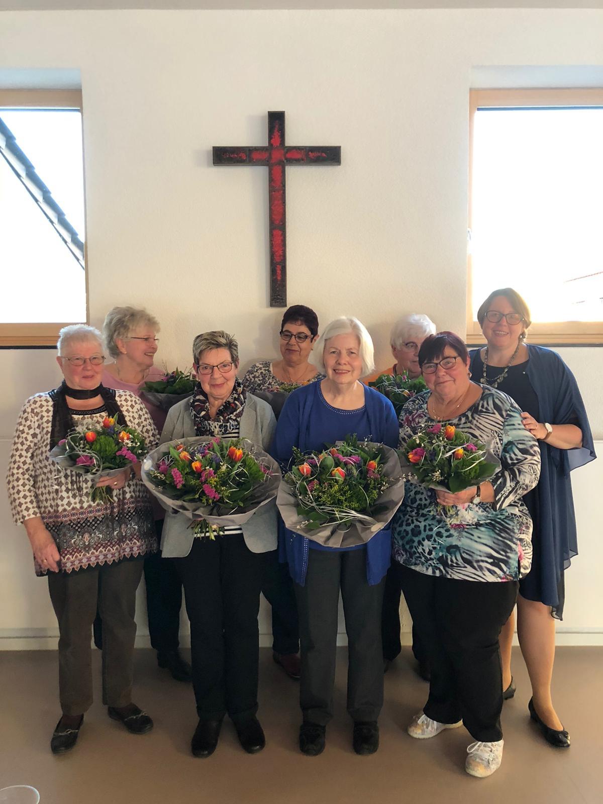 Neuer Vorstand für die Evangelische Frauenhilfe